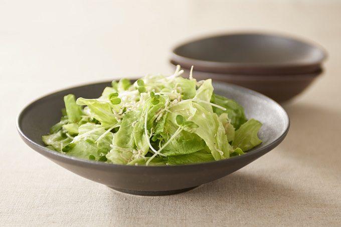 だしを使った和風の「じゃこサラダ」レシピ