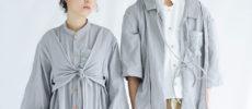 秋冬の服や小物が購入できるファッション×写真の展示会「みちる、かける、あふれる」展1
