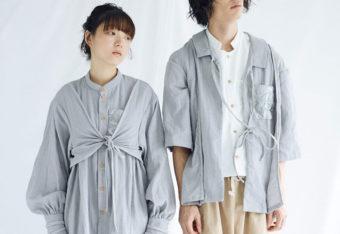 新進気鋭の作家がコラボ。洋服と写真がひとつの空間に並ぶ「みちる、かける、あふれる」展