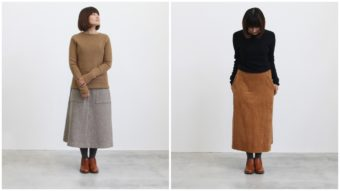 暖かさも女性らしさも大切に。冬のコーディネートに取り入れたいロングスカート<5選>