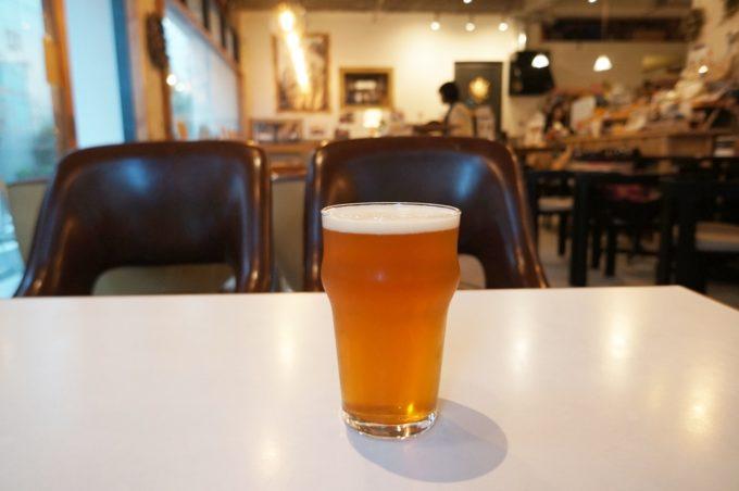 喫茶ランドリーの人気メニュー・クラフトビール