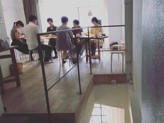 「朗読教室ウツクシキ」の朗読会の様子3