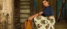 秋冬ファッションにおすすめの「CHILA BAGS(チラバッグス)」の手編みのバッグ