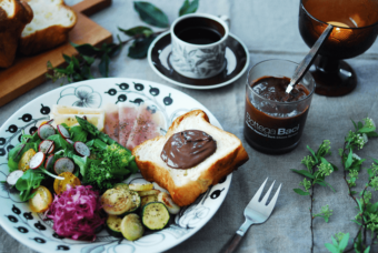 忙しい朝の食事を、手軽にリッチに。「Baci」のチョコスプレッドとフルーツジャム