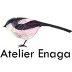 アトリエエナガのブランドロゴ