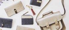 「GRACE COLLECTION」の上品な革バッグや革財布