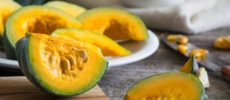 ビタミンや食物繊維がたっぷりのかぼちゃ
