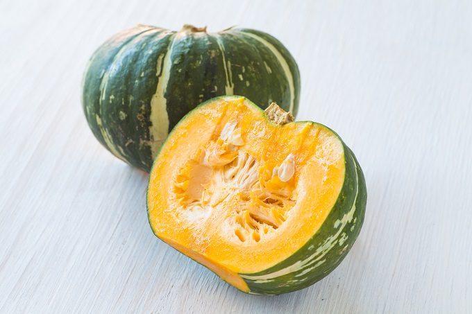 栄養素が豊富なかぼちゃの種やワタ