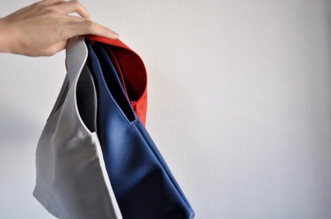 「mercredin.」バッグに使われるの柔らかな革