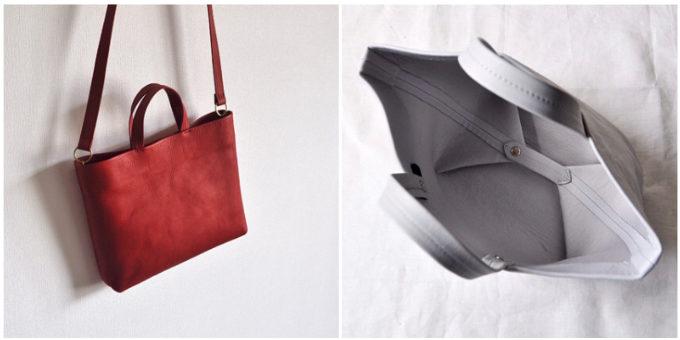 「mercredin.」のホックやベルトが付いた小さなバッグ