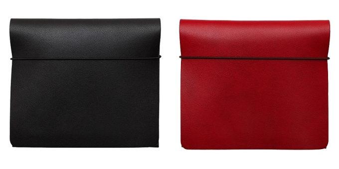 片手で開けられる使い勝手の良い「MYNUS FLIP UP WALLET」の革のミニ財布のカラー展開