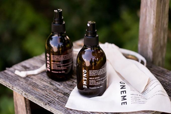 ギフトにもおすすめの香りのリフレッシュミスト「ONEME」