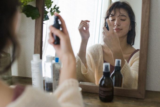 服・肌・髪に使える香りのリフレッシュミスト「ONEME(ワンム)」