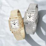 小ぶりなサイズが上品。スイスのクラシカルな腕時計「R...