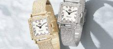 「Rosemont」の華やかな腕時計