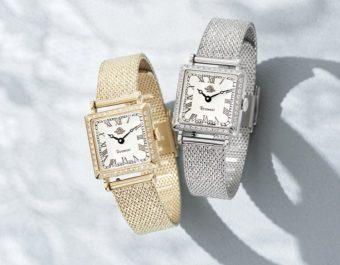 小ぶりなサイズが上品。スイスのクラシカルな腕時計「Rosemont」の新コレクション