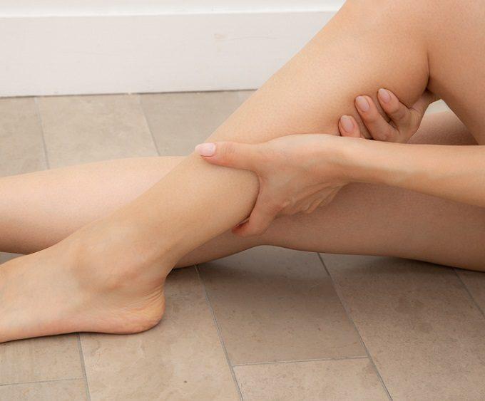 むくみ対策におすすめ。血行を促す「脚のマッサージ」の手順4