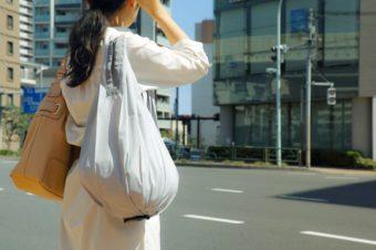 ひとつあれば便利。たたむ手間なしのエコバッグ「Shupatto」に新シリーズ登場