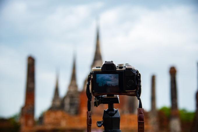 海外旅行に際に本当に必要なもの、カメラ
