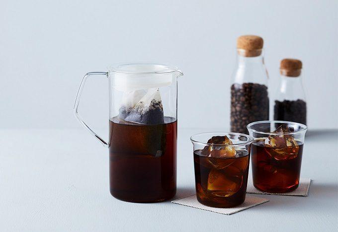 ホットで飲むのもおすすめ、「COLD BREW(コールドブリューコーヒー」2