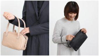 フォーマルでも普段使いでも。さまざまシーンで使える小ぶりなハンドバッグ