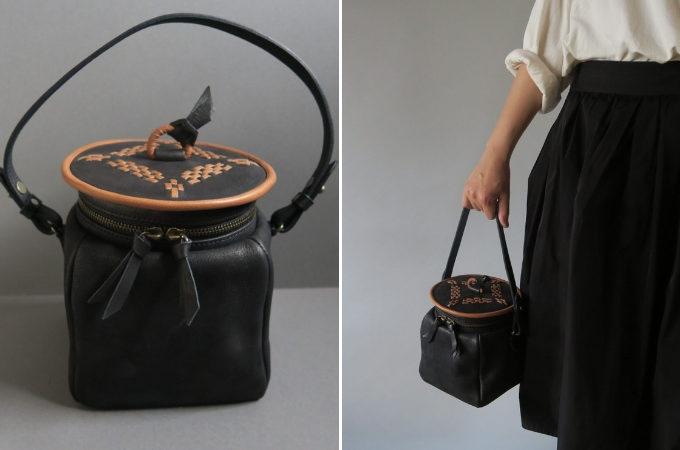 Yammartの革のバッグ