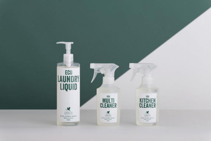大掃除におすすめ、環境にも身体にもやさしい「GREEN MOTION」の洗剤のラインナップ