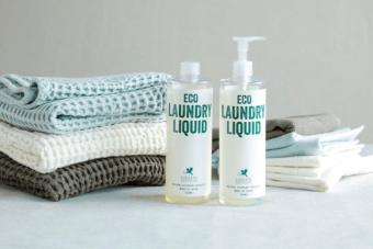 年末の大掃除はこれ一本で。環境にも身体にもやさしい「GREEN MOTION」の洗剤