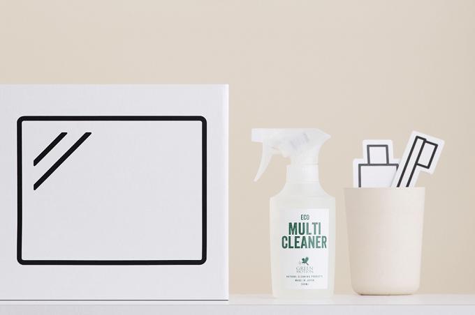 大掃除におすすめ、環境にも身体にもやさしい「GREEN MOTION」のマルチクリーナー