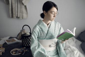 初心者でも着付けがラク。年末年始に着たい「KIMONO by NADESHIKO」の着物
