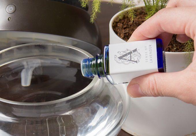 除菌効果もあるアロマオイル「アロマホリック」の使用方法