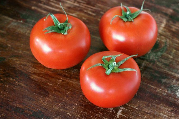 冷凍におすすめの食材、トマト