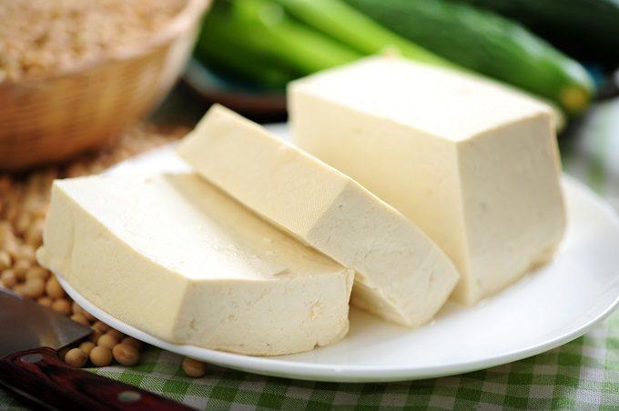 冷凍におすすめの食材、豆腐