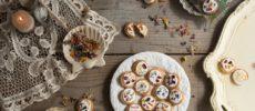 年末年始の手土産に。見とれるほど美しく上品な「お花のクッキー」