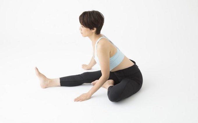 姿勢のくずれ予防と下腹の引き締めが望める体操2
