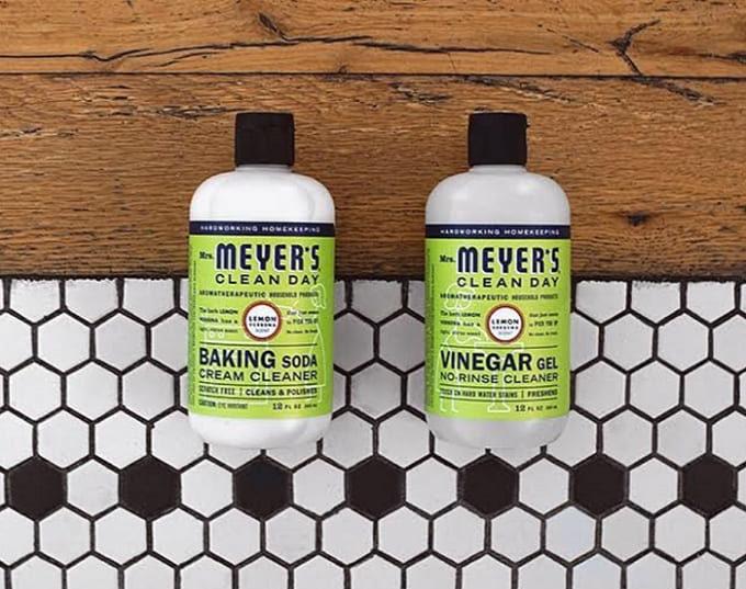 大掃除におすすめ「ミセスマイヤーズ クリーンデイ」の洗剤、2種類