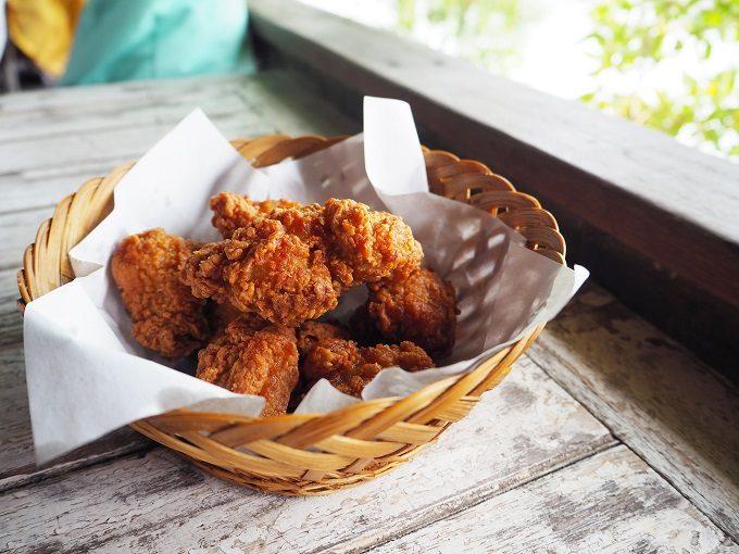 「塩こうじ」を使った時短料理、鶏むね肉のから揚げ