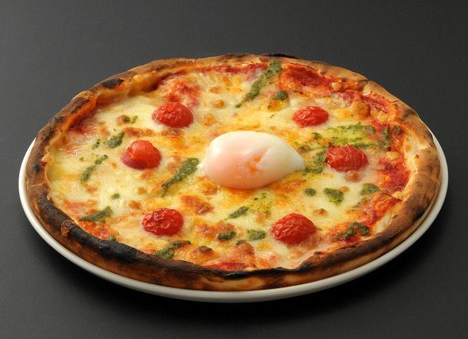 マウントジーンズ那須のおすすめゲレンデ食のピザ