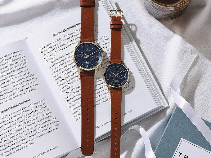 TRIWA」のスタイリッシュな腕時計2