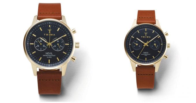 TRIWA」のスタイリッシュな腕時計3