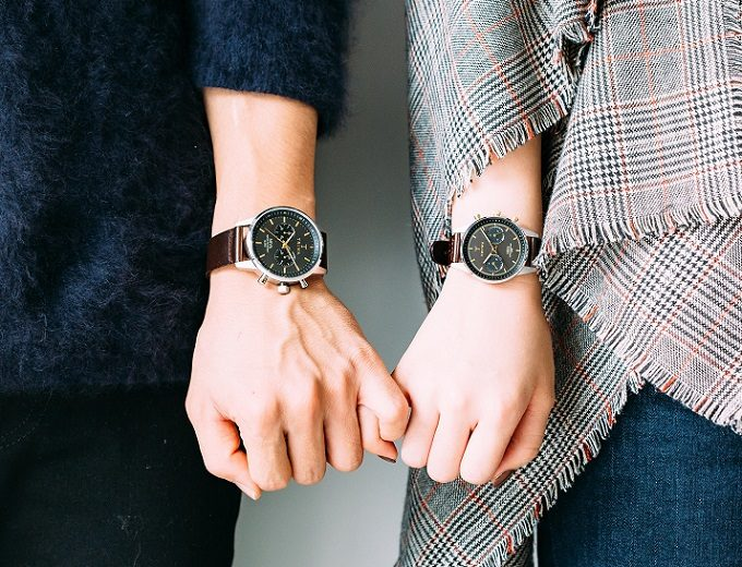 TRIWA」のスタイリッシュな腕時計着画