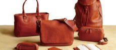 クリスマス限定の「土屋鞄製造所」の革製品1