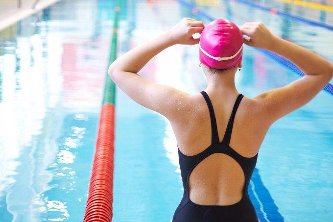 おすすめの有酸素運動、水泳