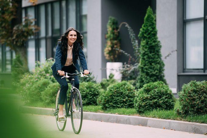 おすすめの有酸素運動、自転車