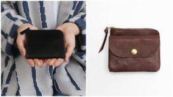 小さくても収納力と機能性が抜群。便利で大人っぽい「小さめ財布」特集