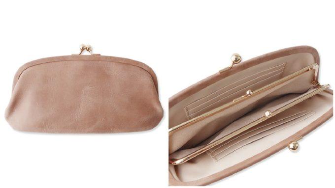 大人の女性におすすめの「StitchandSew スティッチアンドソー」のがま口財布