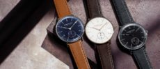 「KENNETH COLE」の上品でクラシカルな腕時計1