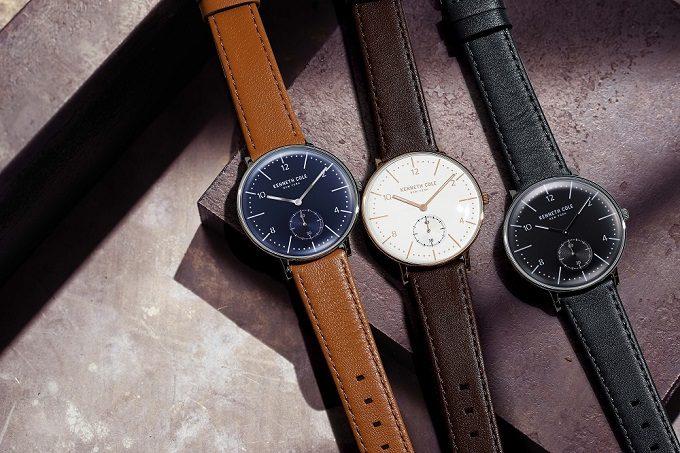 「KENNETH COLE」の上品でクラシカルな腕時計2
