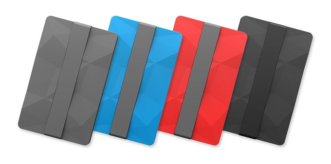 小物や名刺入れにもなるミニ財布「Keri wallet」のカラーバリエーション