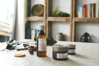 年齢肌には油分がおすすめ。オイル配合の高保湿スキンケアライン「Lala Vie」